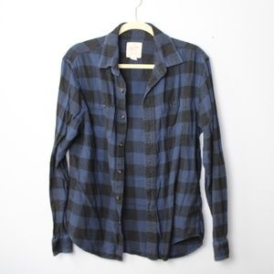 American Eagle Outfitters Men's Flannel Shirt